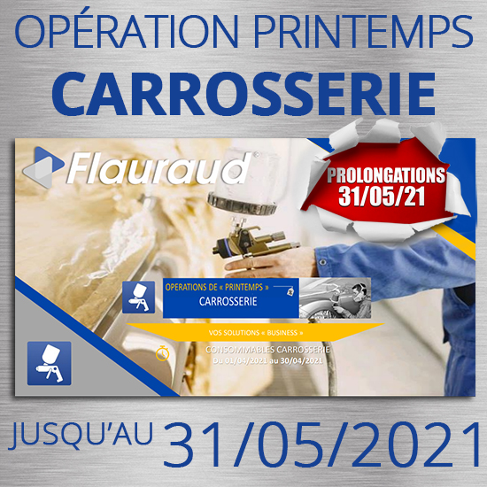 OPERATIONS DE PRINTEMPS : CARROSSERIE